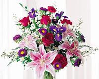 Resultado de imagem para imagens de buquê de rosas de cores variadas