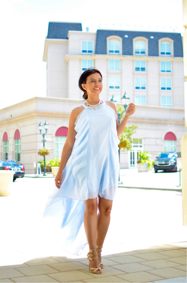 babyblue dress- sheinside - mariestilo