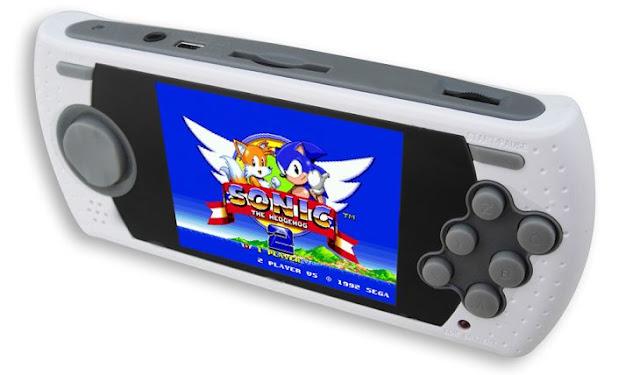 Ahora SEGA anuncia el lanzamiento de su consola retro