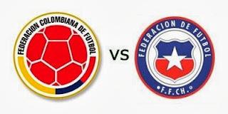 Previa de Colombia vs Chile: Horarios y alineaciones