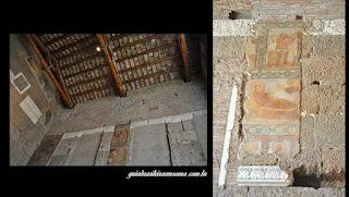 Afrescos templo de Portunus