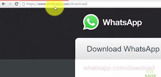 Latest Whatsapp for PC and Mac