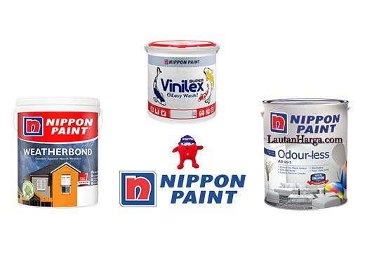 Harga Cat Nippon Paint