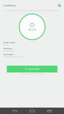 Smart panel app - 2