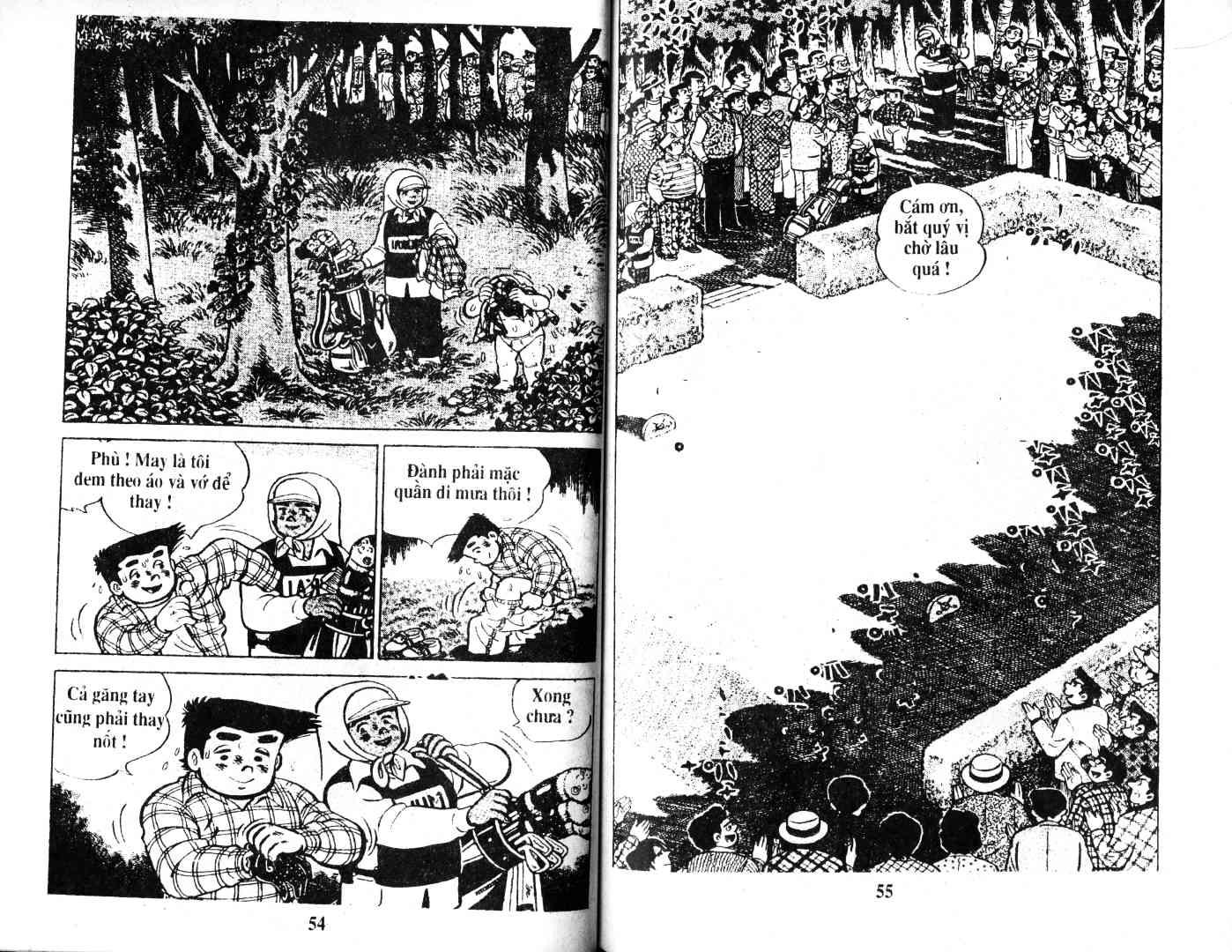 Ashita Tenki ni Naare chapter 38 trang 25