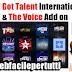 Kodi Got Talent International & The Voice Add on