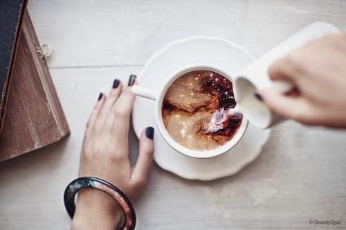 Kaffee... Eine magische Liebesgeschichte!