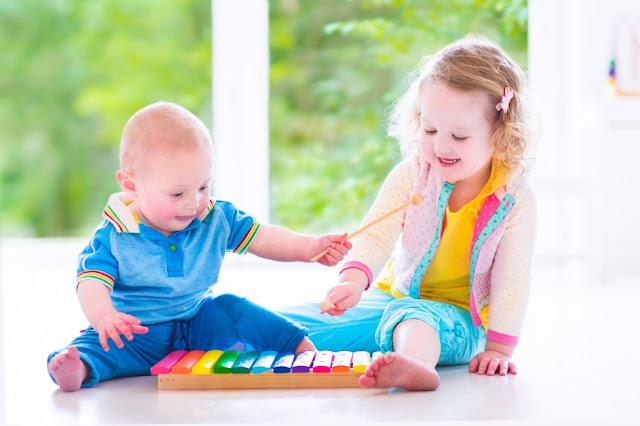 âm nhạc đối với trẻ