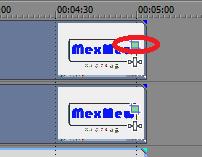 Cara Menggabungkan 2 Video Kedalam 1 Video - Masuk even pan crop