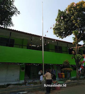 Jasa Tiang Bendera Stainless di Cimahi dan sekitarnya harga bersaing