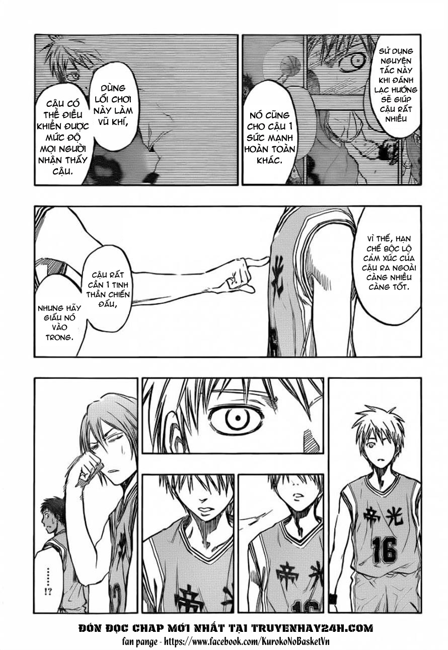 Kuroko No Basket chap 209 trang 15