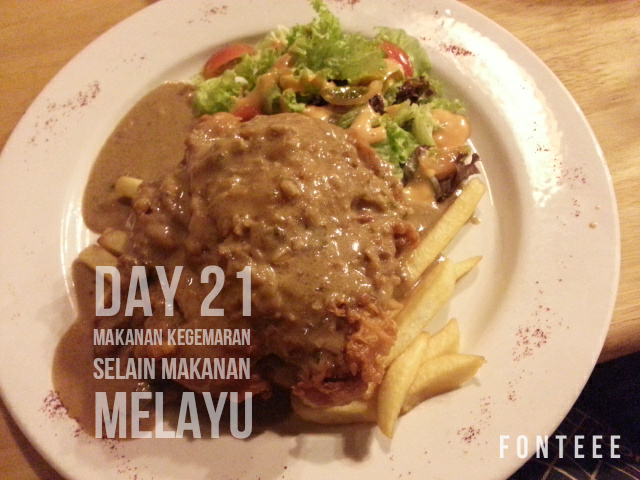 31 Days Challenge by JDT Blogger - Day 21