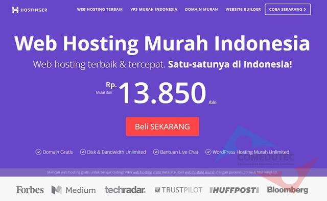 Web Hosting Murah untuk UKM Indonesia