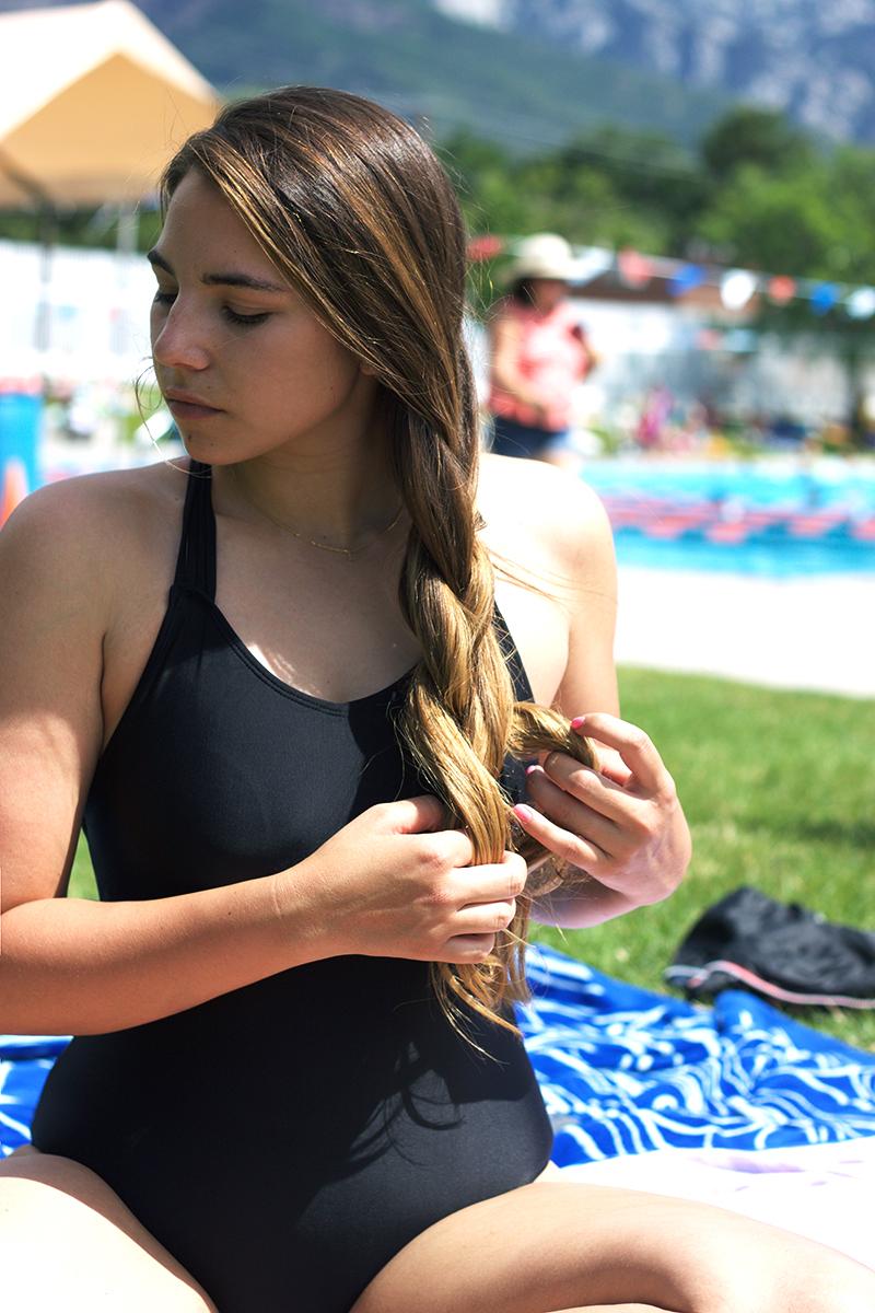 utah swimming pool, swimming, modest swimwear