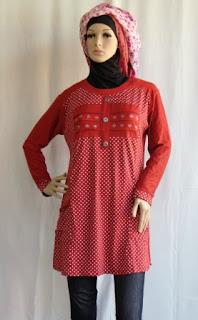 Baju Kaos Muslim Dewasa BKM2116