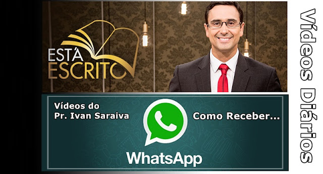 Video do pastor Ivan saraiva Whatsapp