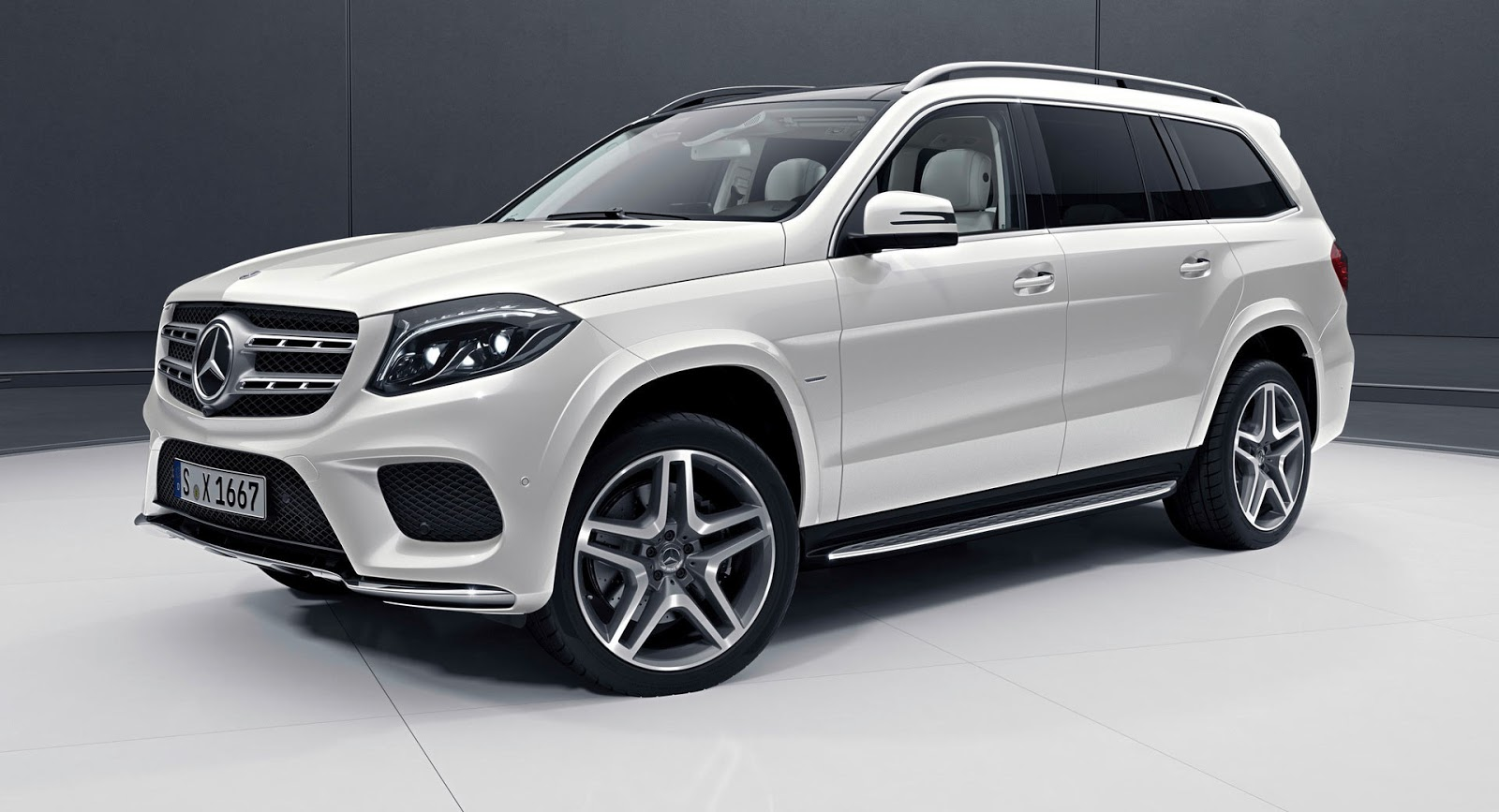 Meet the 2018 Mercedes-Benz GLS Grand Edition
