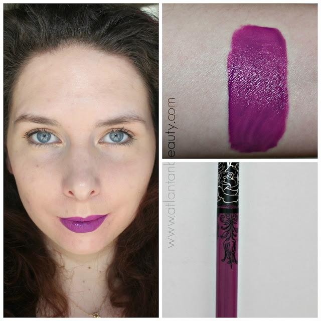 Kat Von D Everlasting Liquid Lipstick in L.U.V