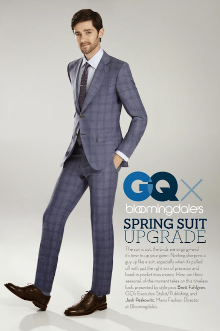 GQ /Bloomingdales