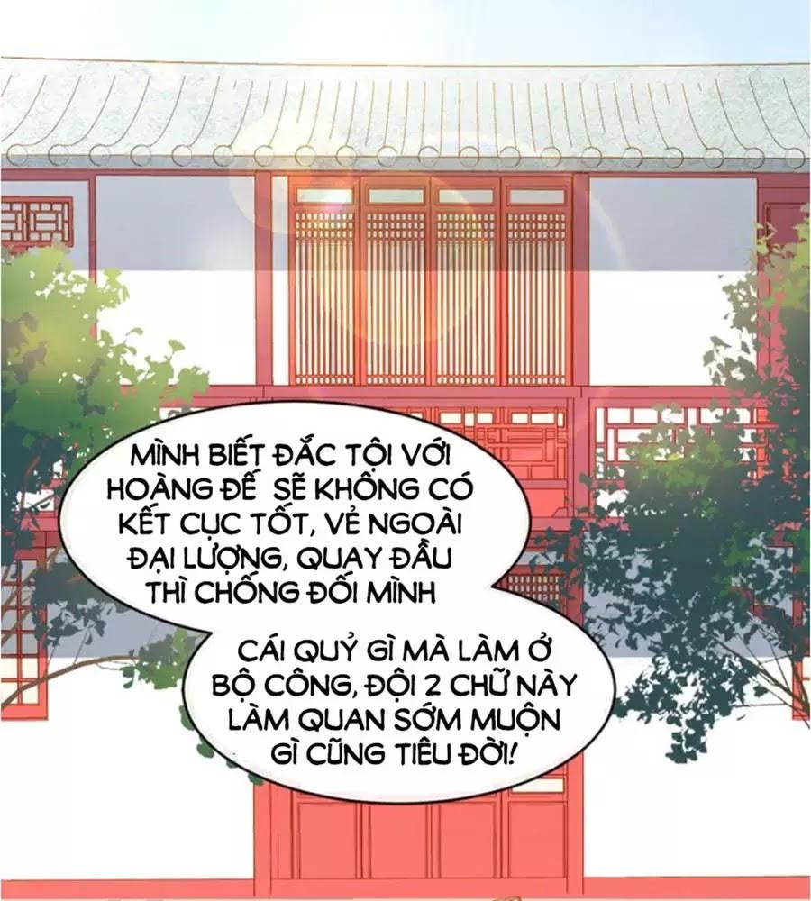 Hội Học Sinh Kiêu Ngạo Của Hoàng Cung Chapter 19 - Trang 5