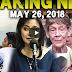 BREAKING NEWS TODAY MAY 26 2018 PRESIDENT DUTERTE l LENI ROBREDO l SISTER PATRICIA FOX l ATTY GADON