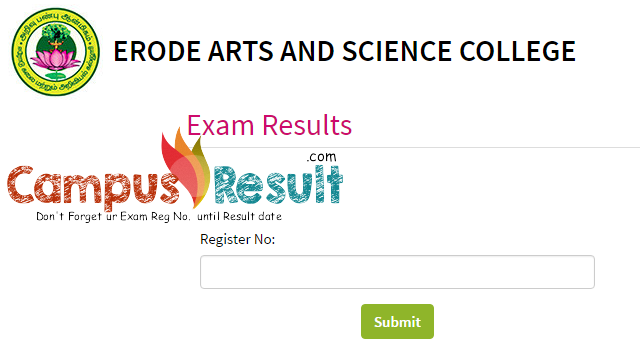 easc results,erode arts and science college exam results 2016, erode arts college result 2015, erode arts college november 2016 result, campusresult.com, erode arts college april 2017 result