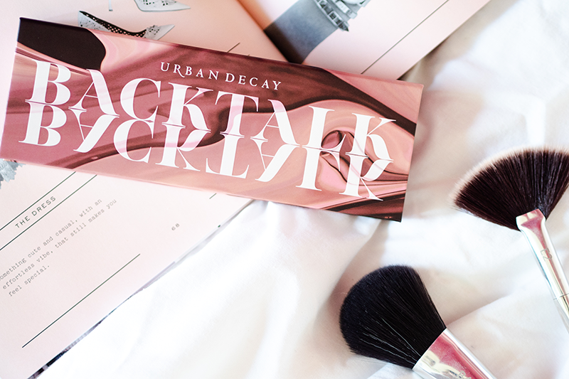 Urban Decay Backtalk Palette Review UK | Colours and Carousels - Scottish Lifestyle, Beauty and Fashion blog