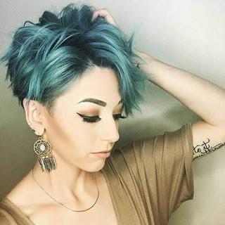 Potongan Rambut Pixie Cut