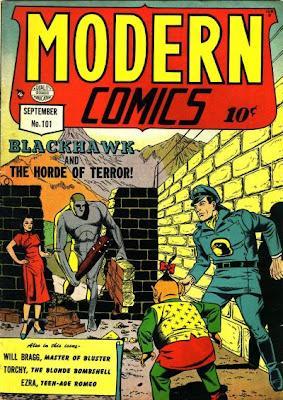 Modern 101 cover