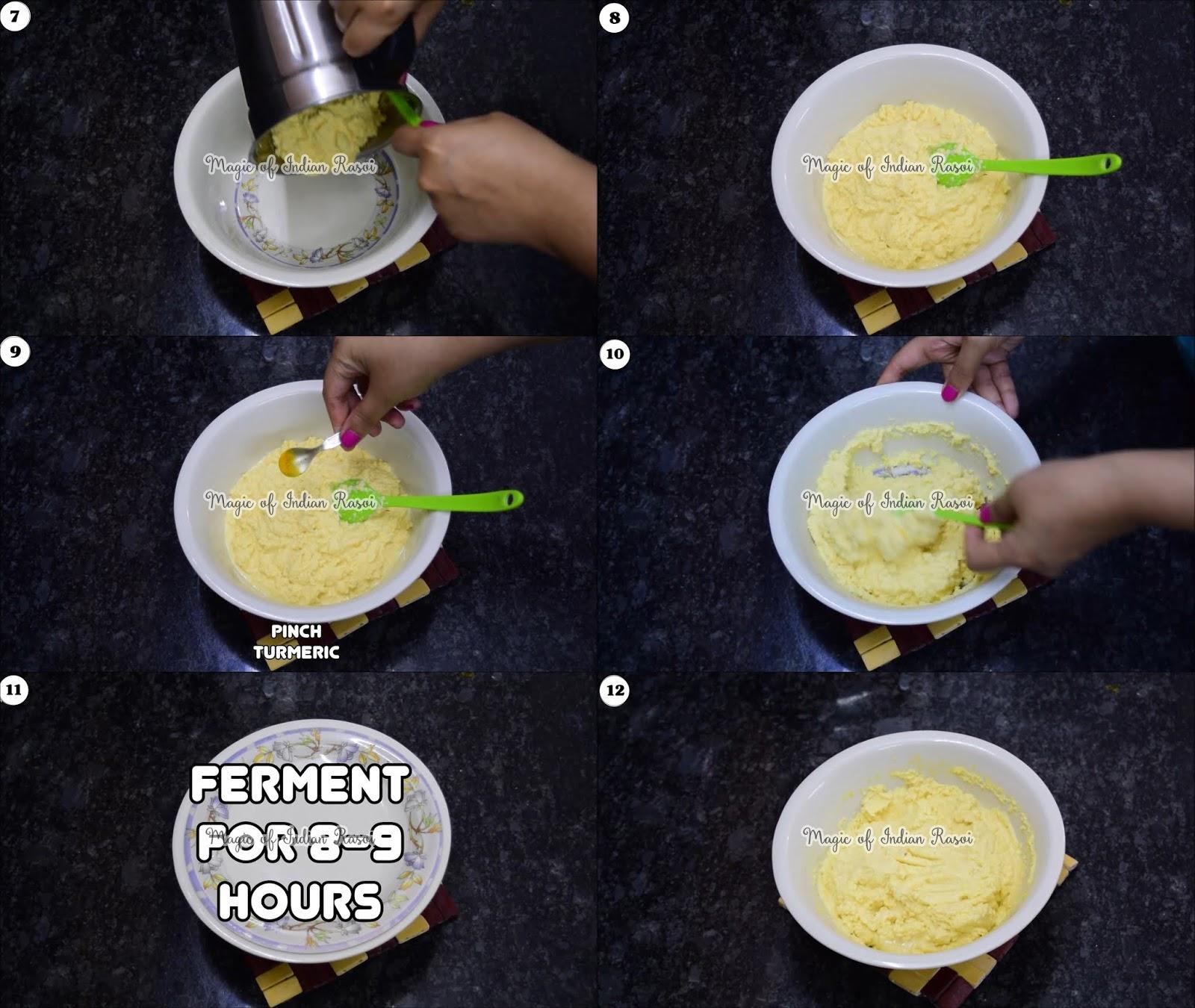 Tam Tam Khaman Dhokla Recipe - 3