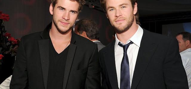 Chris Hemsworth pode trabalhar com seu irmão em futuro filme de ação