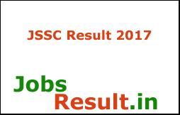 JSSC Result 2017