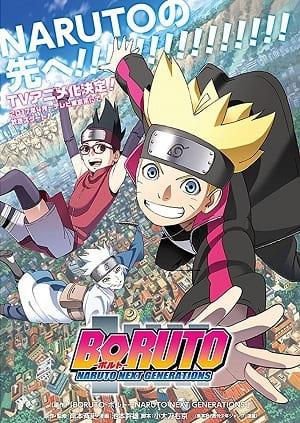 Boruto: Naruto Next Generations 1ª Temporada (2017) HDTV e HDTV 720p Legendado – Download Torrent
