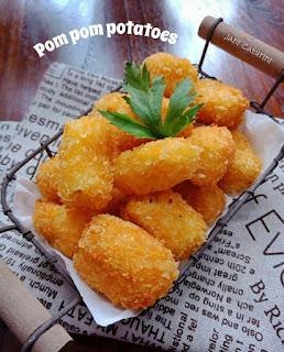 Ide Resep Pom Pom Potatoes Goreng