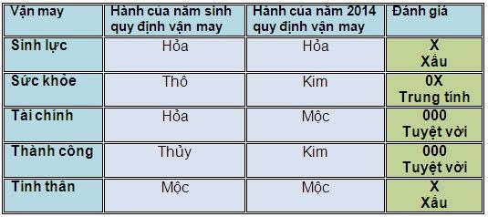 5 vận may chính của người tuổi Đinh Tỵ năm 2014