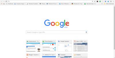Fix Google Chrome doesn't work Anyhow