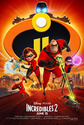 Film The Incredibles 2