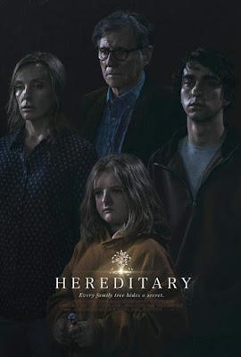 HEREDITARY - Cartel personajes
