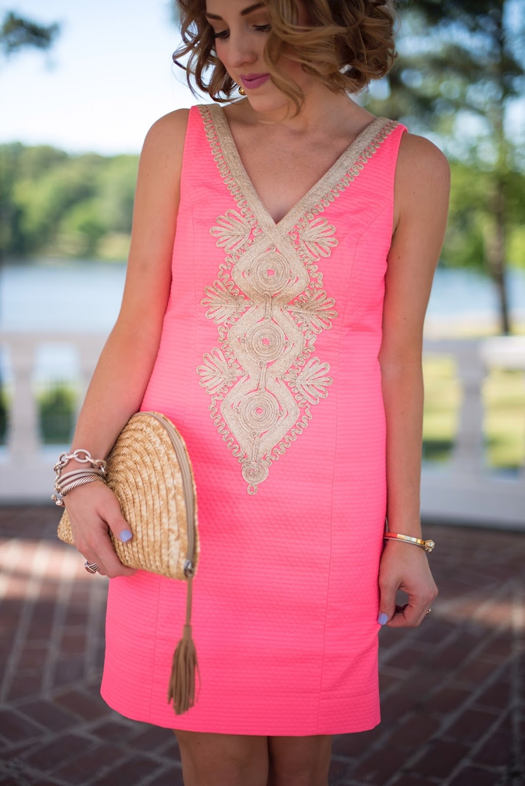 Lilly Pulitzer Junie Shift Dress - Click through to see more on Something Delightful!