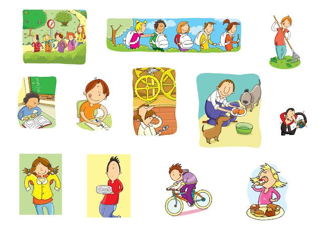 personajes 2, ana sáez del arco, illustration, ilustración
