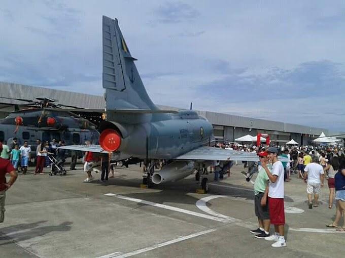 """""""Portões Abertos"""" na Base Aérea Naval de São Pedro da Aldeia acontece neste 27 de outubro com entrada franca"""