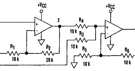 Simple Diodeless Rectifier Wiring diagram Schematic