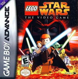 โหลดเกม ROM Lego Star Wars The Video Game .gba