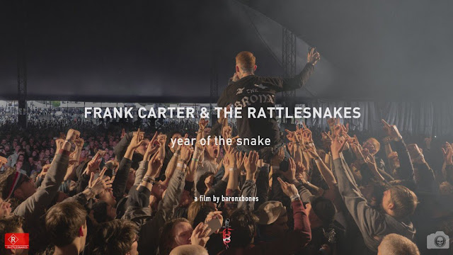 Frank Carter and the Rattlesnakes Year of the Snake
