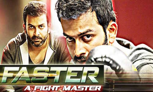 Poster Of Faster A Fight Master 2015 Hindi Dubbed 400MB HDRip 480p Free Download Watch Online Worldfree4u