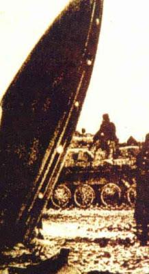 Crashed Ufo El Roswell de Hitler: La caída del ovni en 1937 en la Alemania nazi