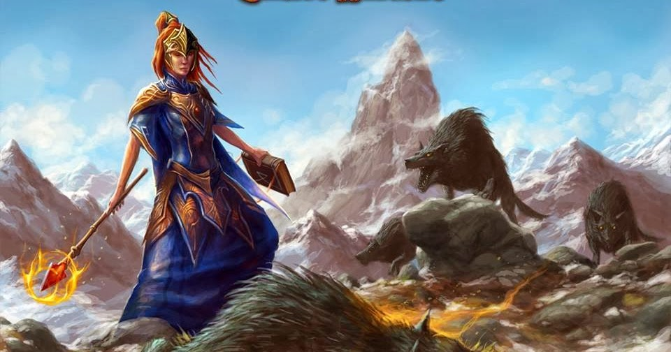 Mage: Your Masters Degree in Mage - Celtic Heroes Tavern