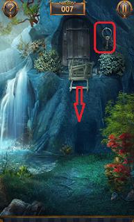 Лестница в собранном виде
