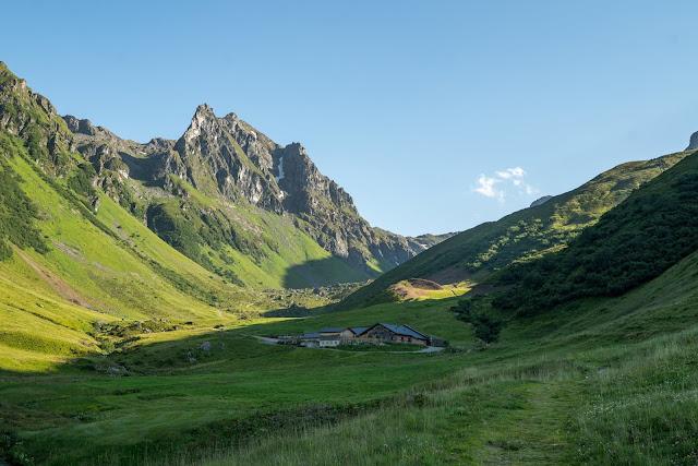 Gipfelweg Madrisella  Wandern Silvretta-Montafon  Vorarlberg 15