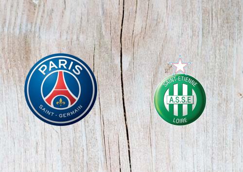 Paris Saint Germain vs Saint-Etienne Full Match & Highlights 14 September 2018